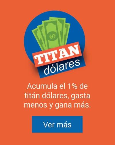 Titán Dólares