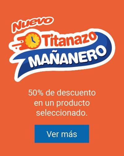 Titanazo Mañanero